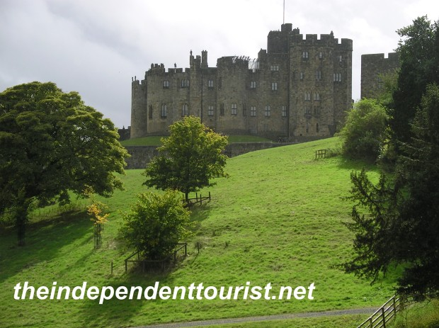 Alnwick Castle 6