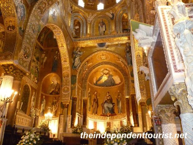 Cappella Palatina, Palermo, Sicily