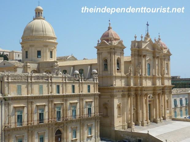 Cathedral of San Nicolo, Noto, Sicily, Italy