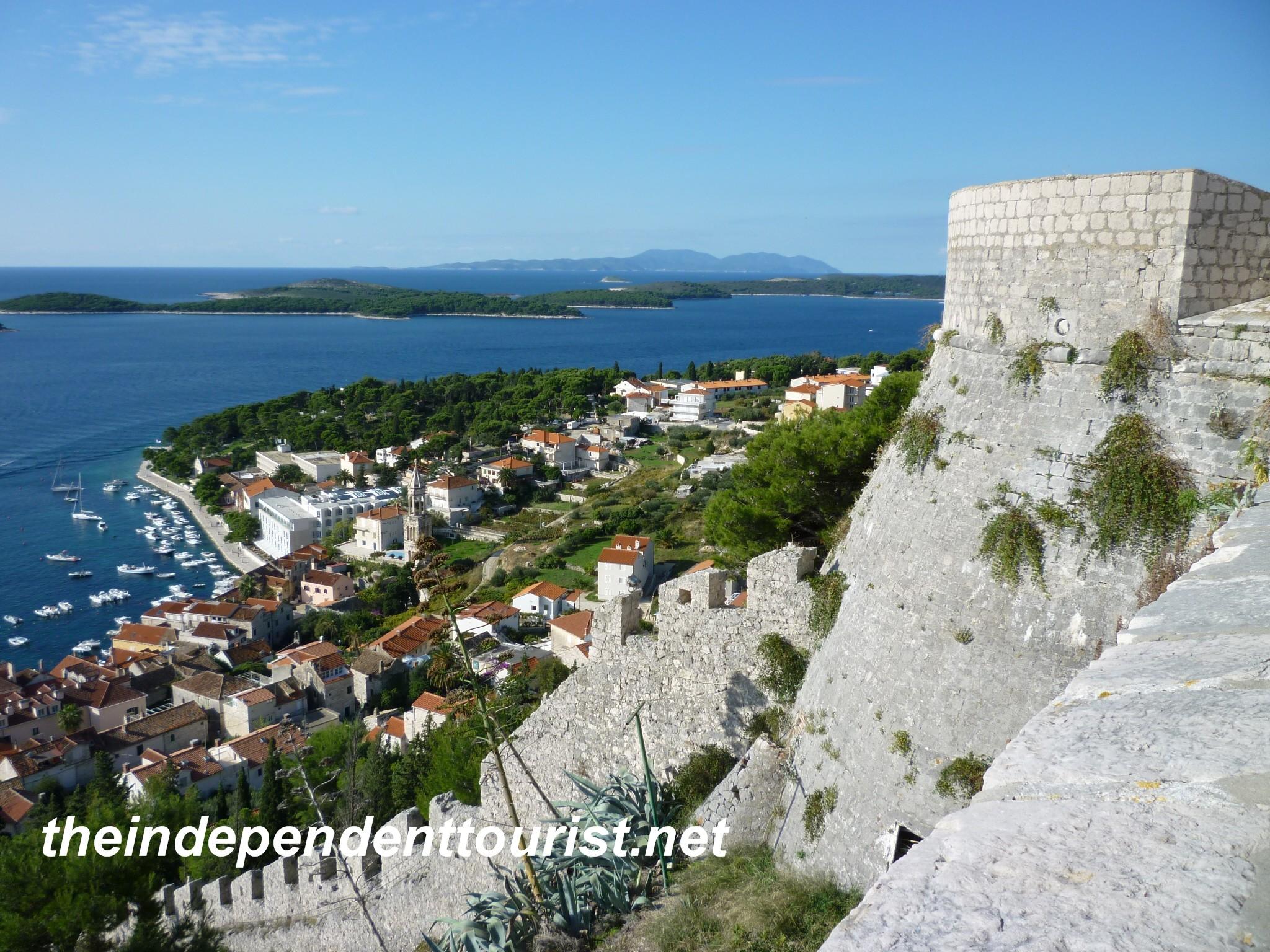 Hvar fort croatia the independent tourist for Hvar tourismus