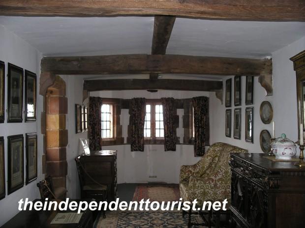 Lindisfarne Castle Interior