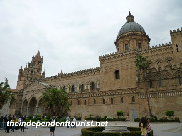 Palermo Cathedral, Palermo, Sicily