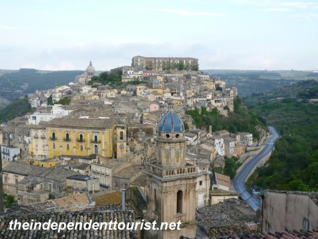 Ragusa Ibla, Sicily, Italy.