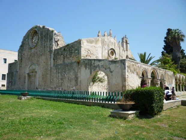 San Giovanni Church, Syracuse, Sicily, Italy