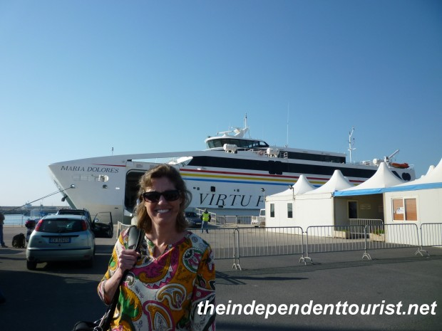 Virtu Ferries, Malta, Sicily