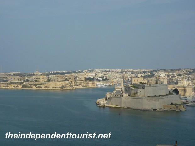 Valetta Harbor, Malta