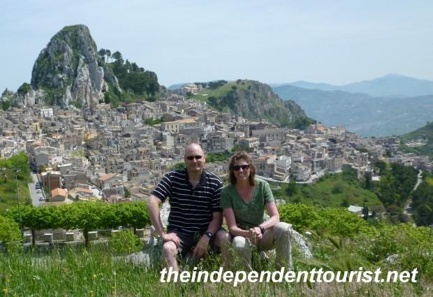 Caltabellotta Sicily Italy