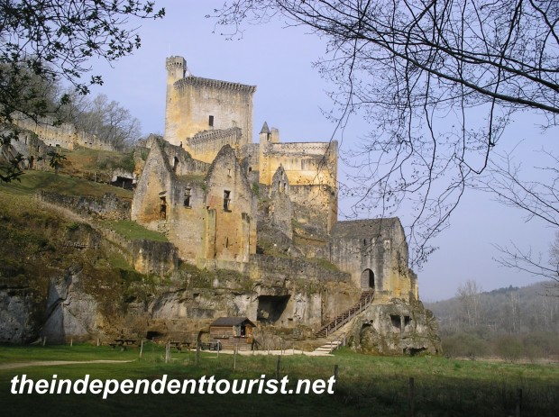 Commarque Castle France (2)