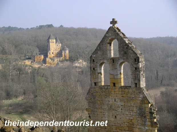 Commarque Castle France (7)