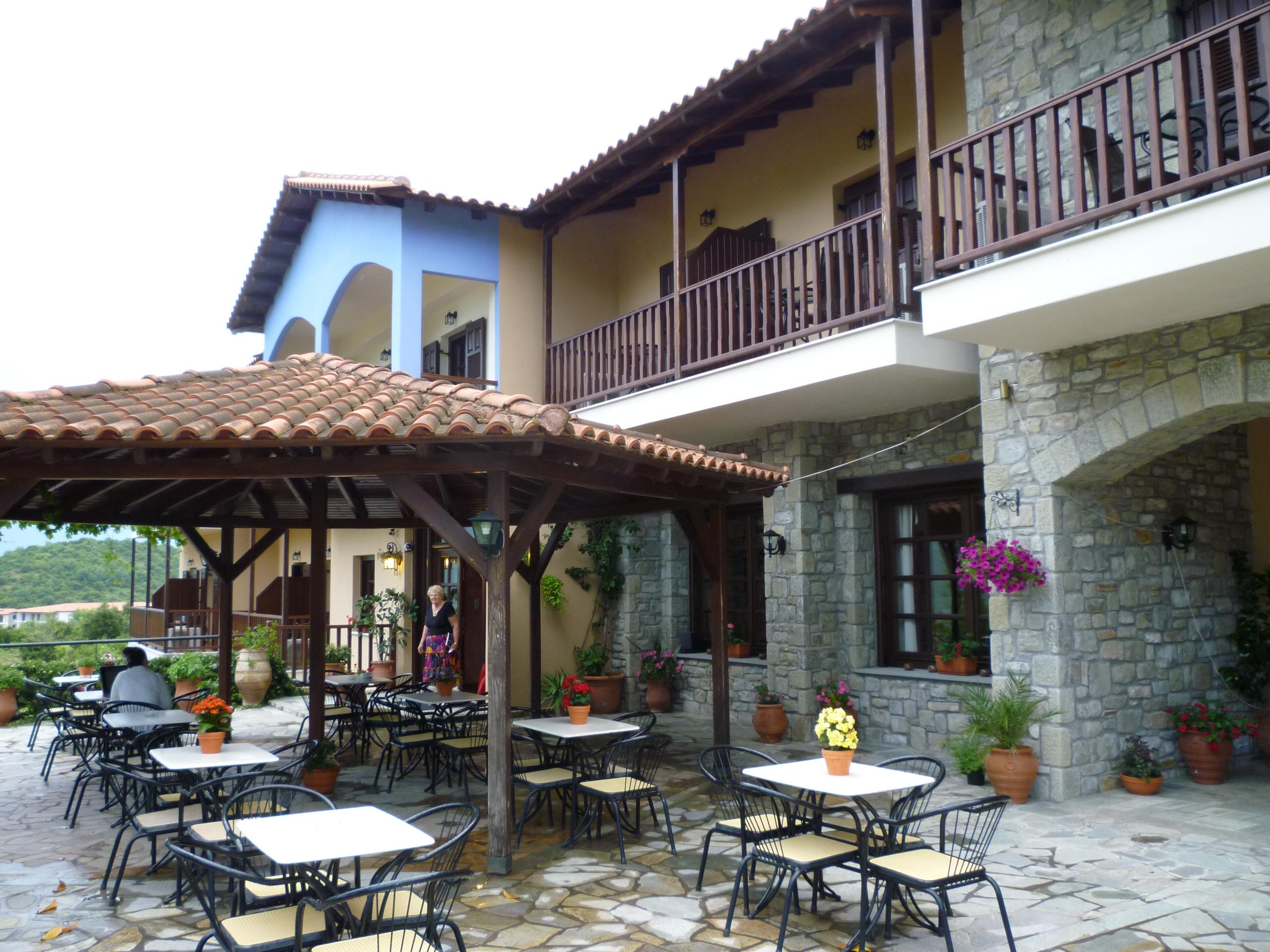 Doupiani House Hotel Meteora 2 The Independent Tourist