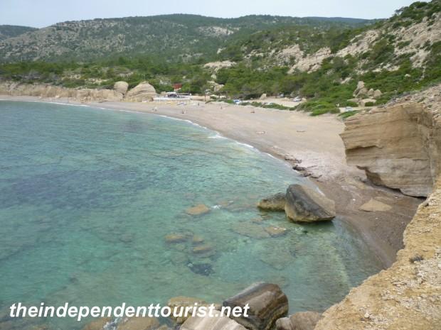 Fourni Beach_Rhodes_Greece (2)