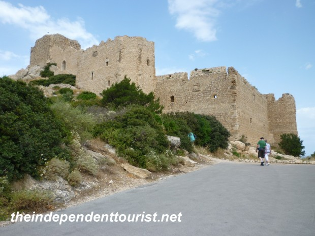 Kritinia Castle_Rhodes_Greece (2)