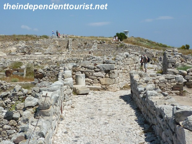 Ancient Thira_Santorini_Greece (14)