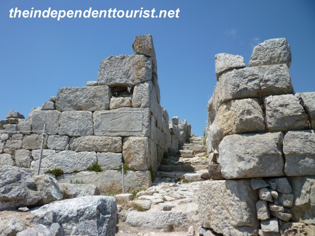Ancient Thira_Santorini_Greece (21)