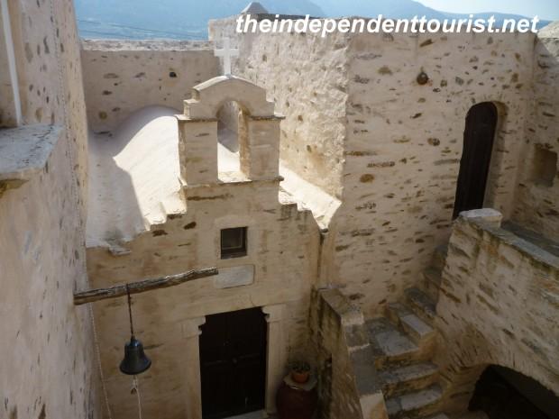 Monastery of Timios Stavros_Sangri_Naxos