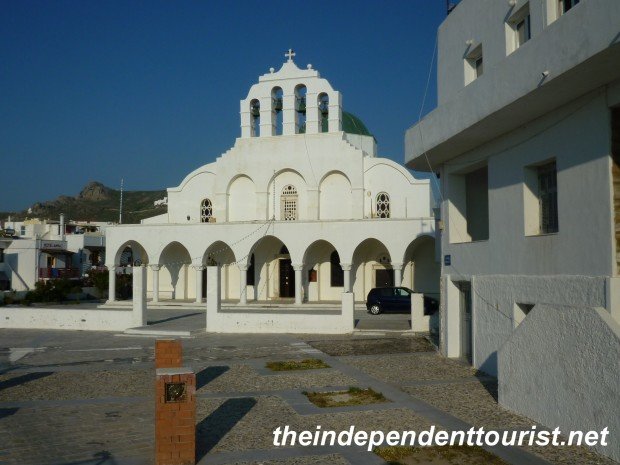 Naxos Cathedral