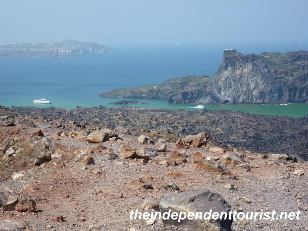 Nea Kameni Island_Santorini_Greece (3)