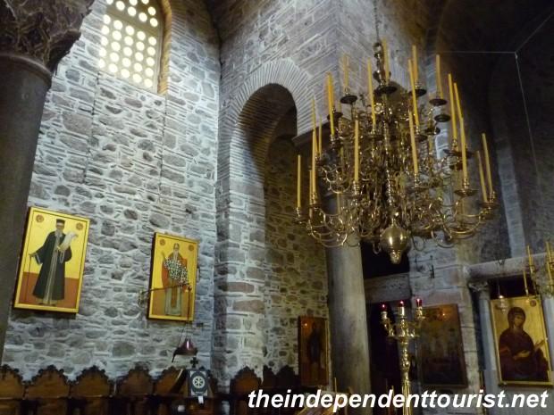 Hosios Lukas Monastery, Greece.