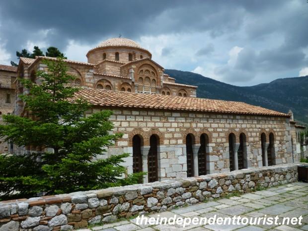 Hosios Loukas Monastery (9)