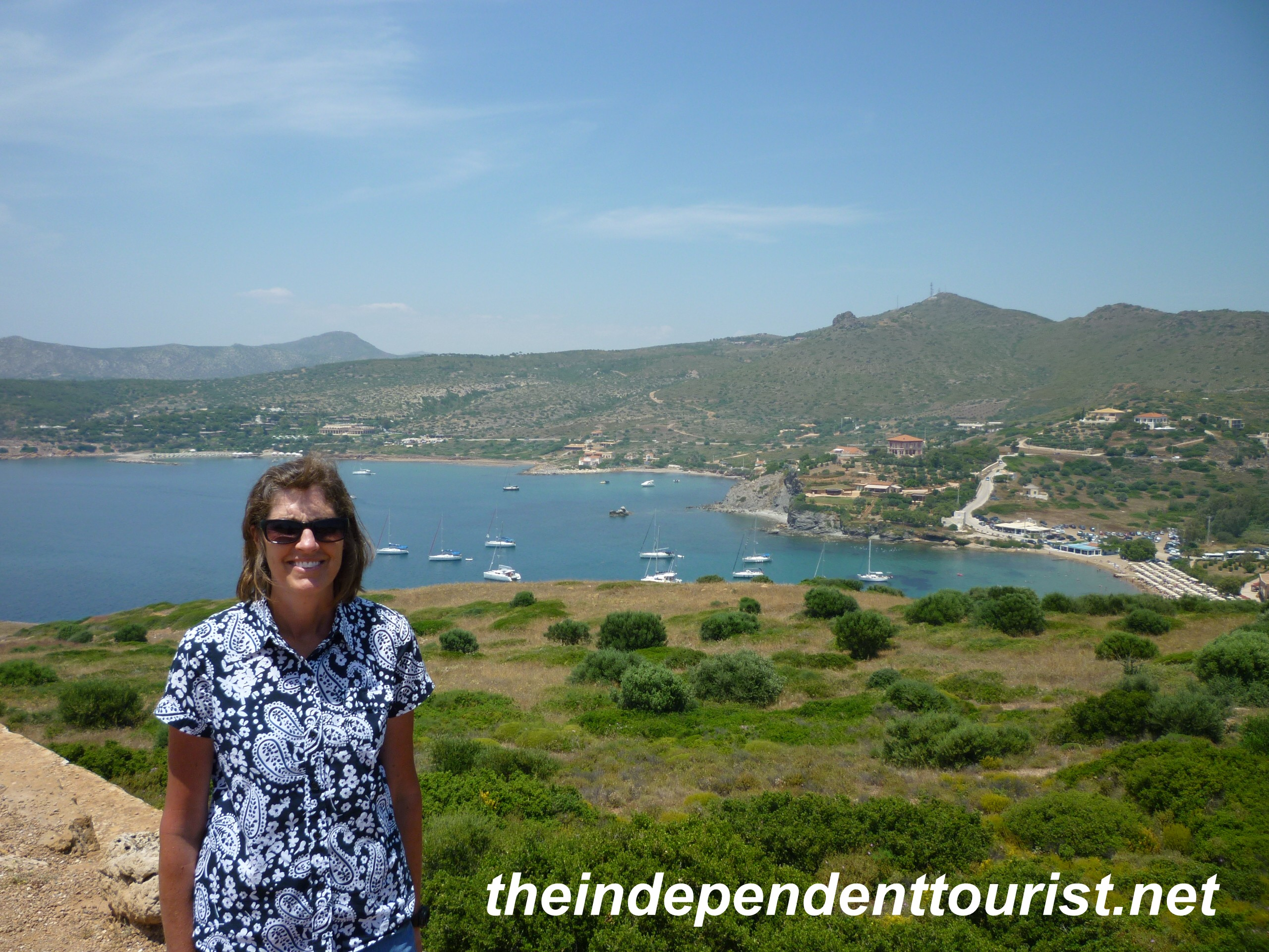 Cape Sounion The Independent Tourist