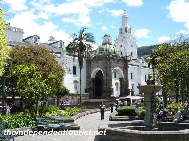 Catedral Metropolitana de Quito_Ecuador