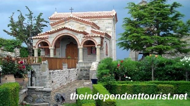 St. Stephens Monastery, Meteora, Greece.
