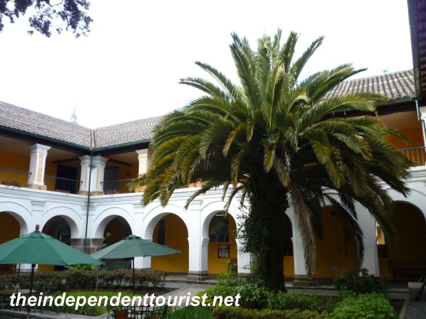 Hospital San Juan de Dios_Quito_Ecuador