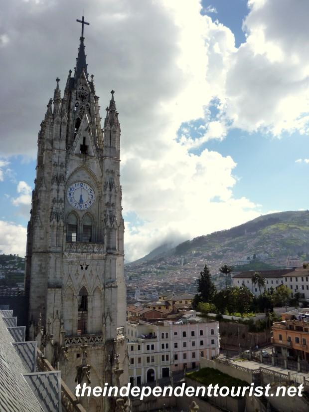 La Basilica de Quito_Ecuador