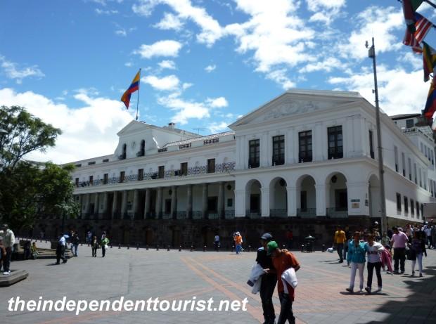 Presidential Palace_Quito_Ecuador