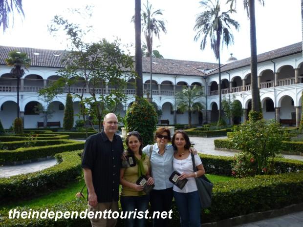 San Francisco Convent_Quito_Ecuador