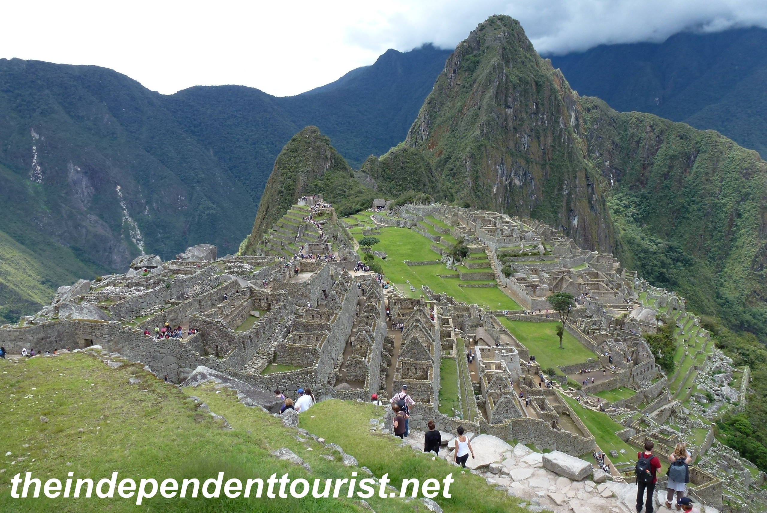 independent travel machu picchu without tour