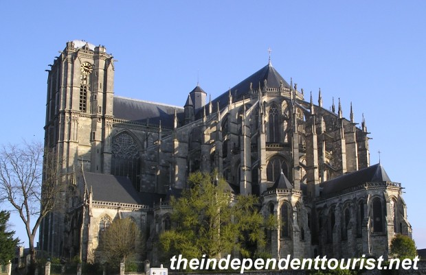 Le Man Cathedral 2_France