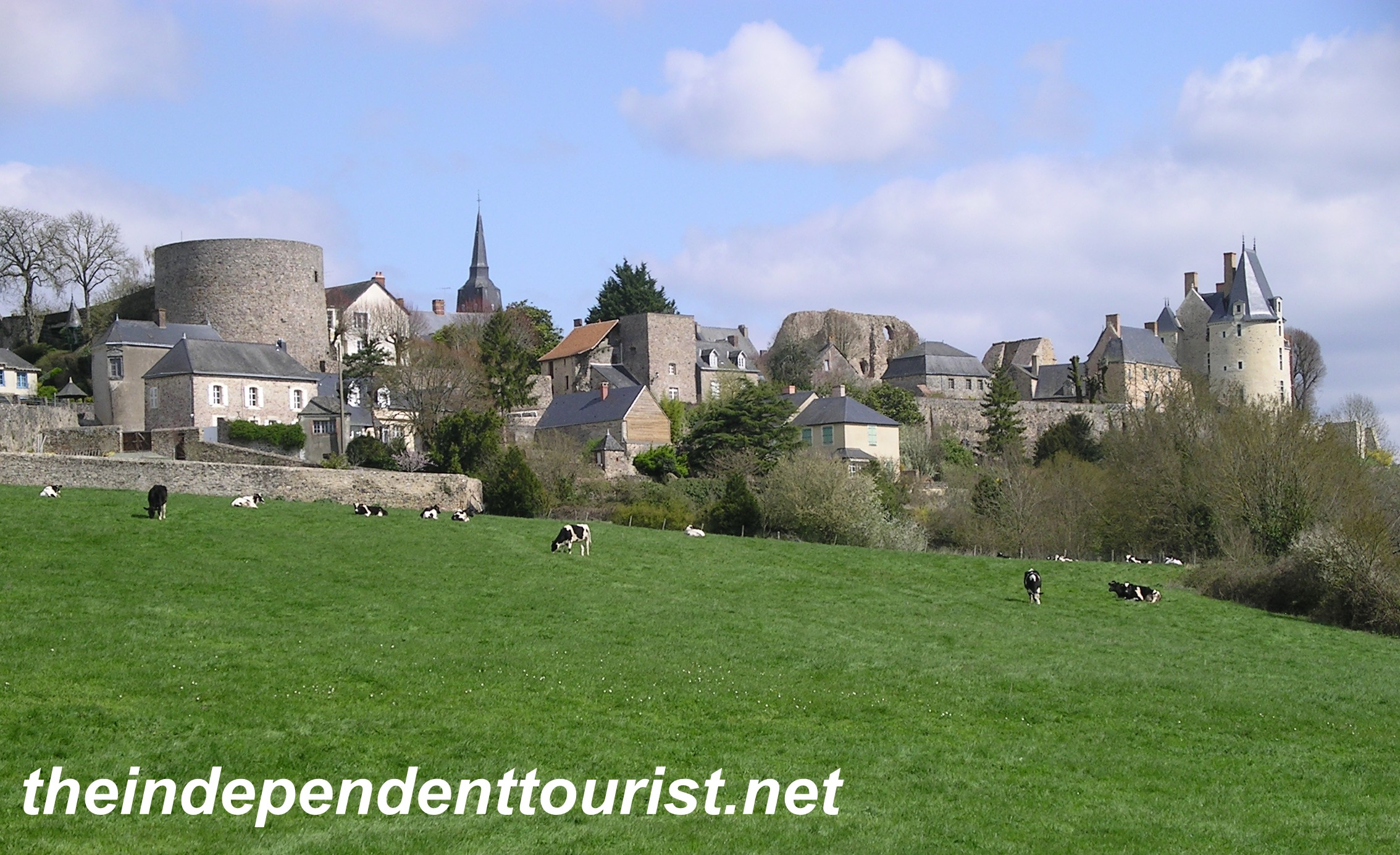 Sainte Suzanne France 2 The Independent Tourist