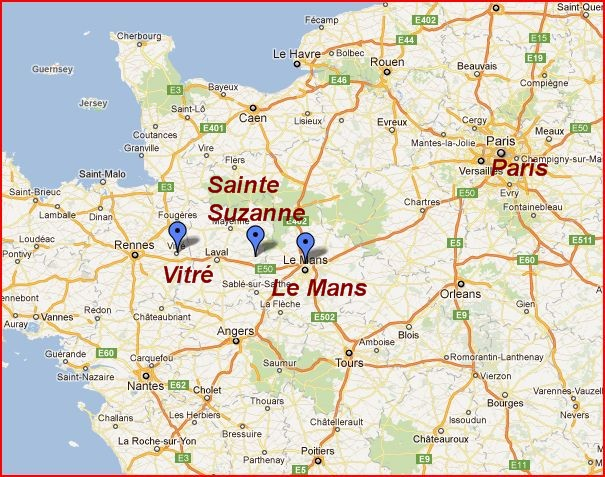 Le Mans | The Independent Tourist
