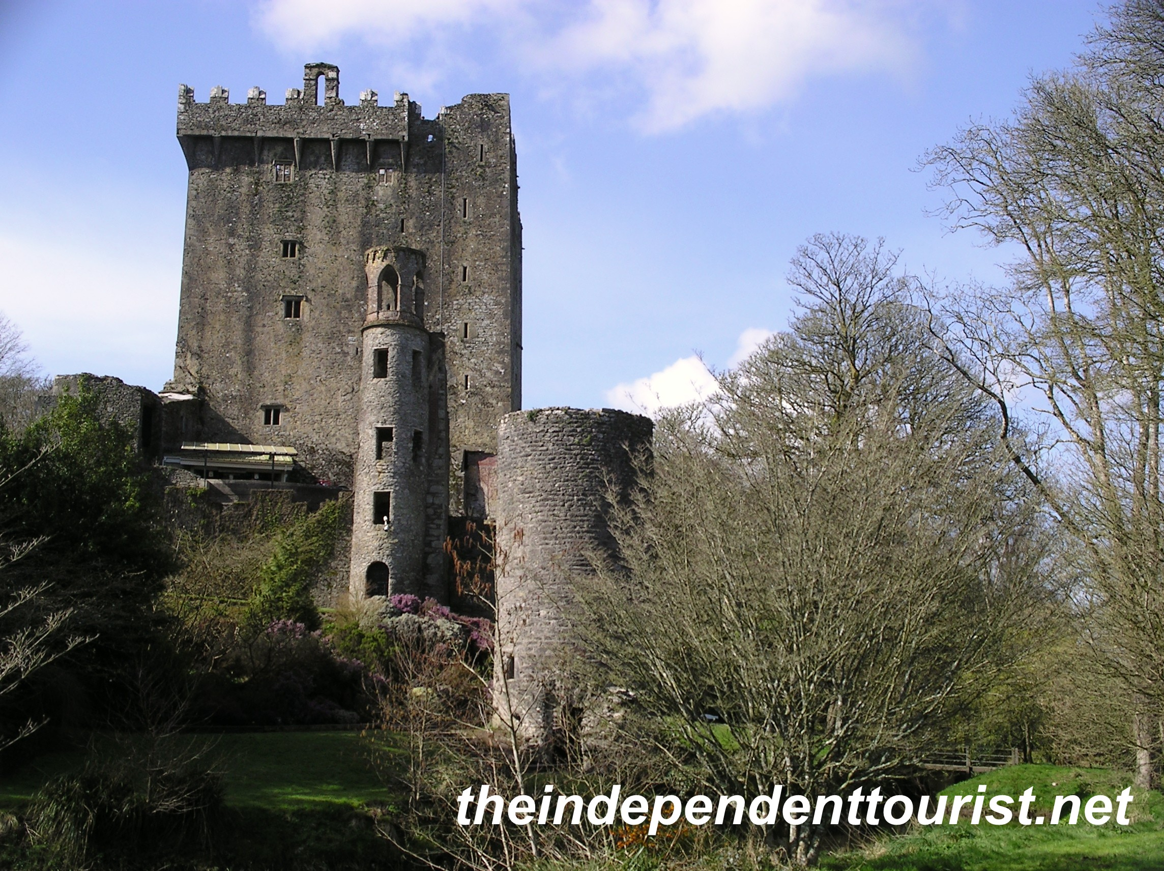 Blarney castle ireland address for The blarney