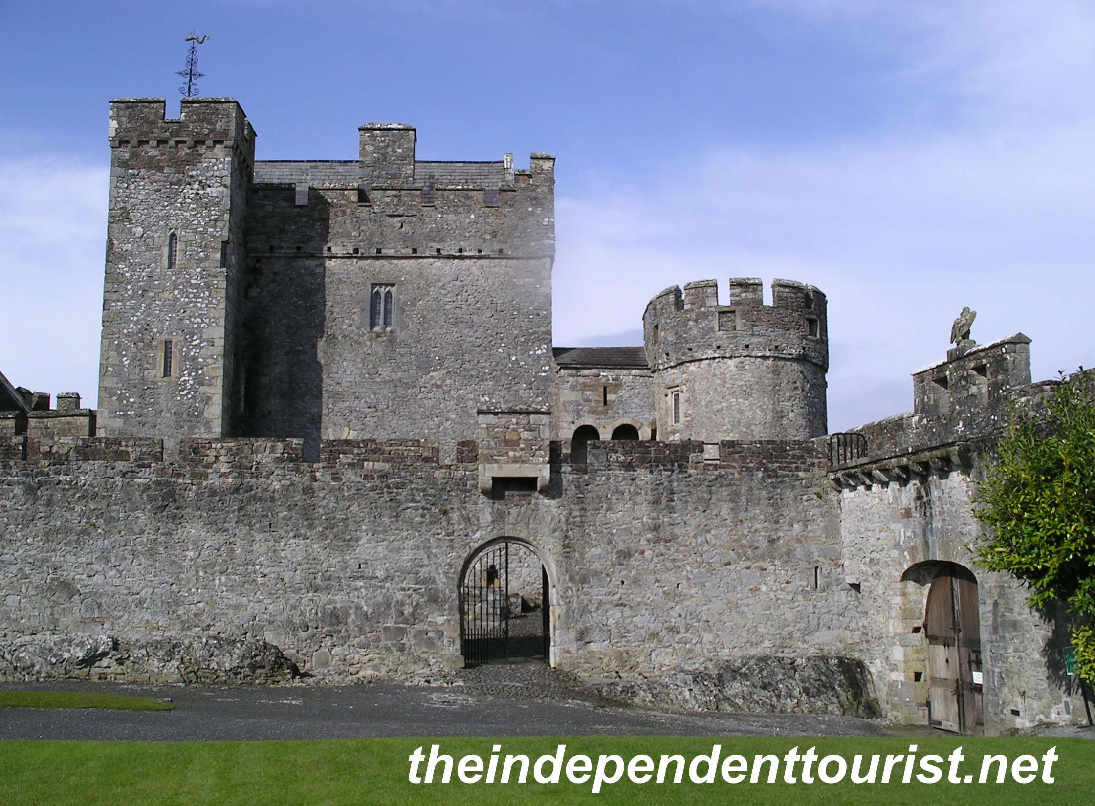 Ireland Day 6: Waterford, Rock of Cashel and Cahir Castle | The ... Old Factory Building