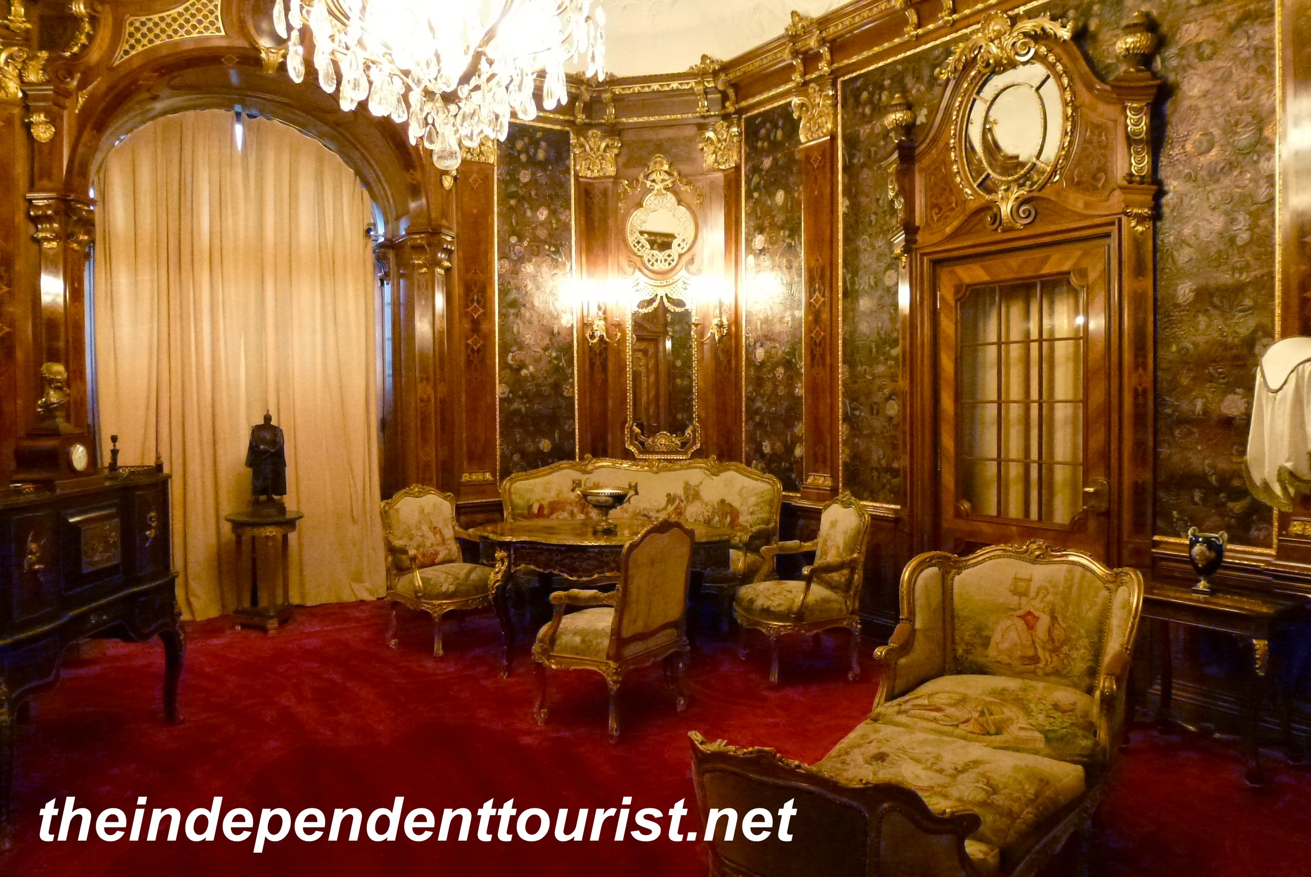 Virtual Room Planner Peleş Castle Livin The Dream The Independent Tourist