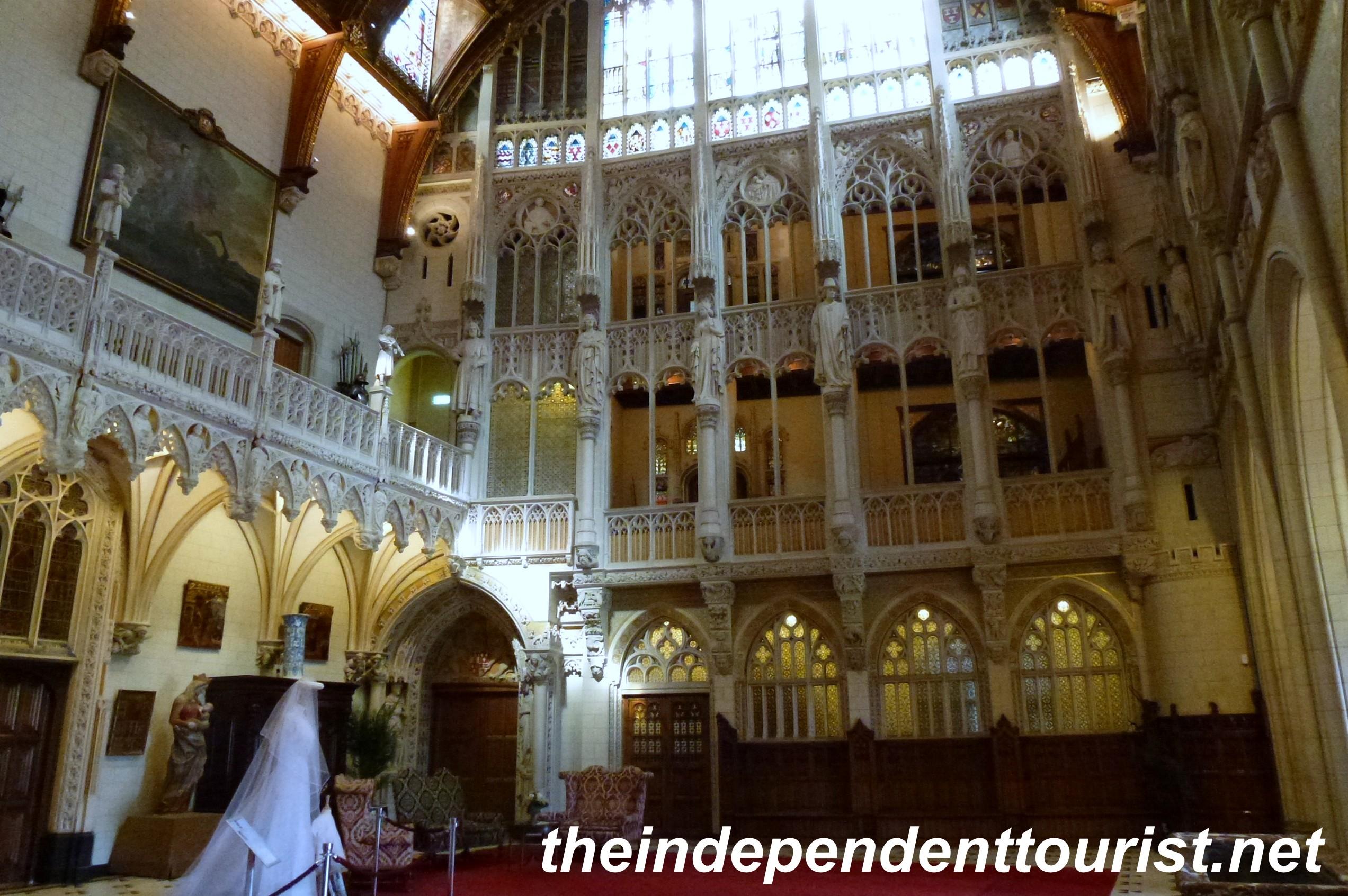 Kasteel de haar one of the best castles of europe the for Interieur utrecht