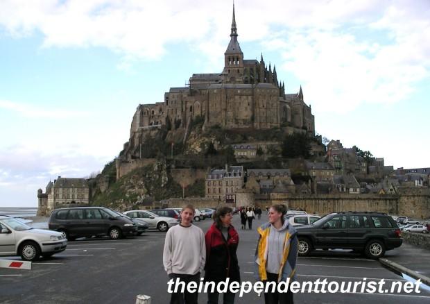 mont saint michel the independent tourist. Black Bedroom Furniture Sets. Home Design Ideas