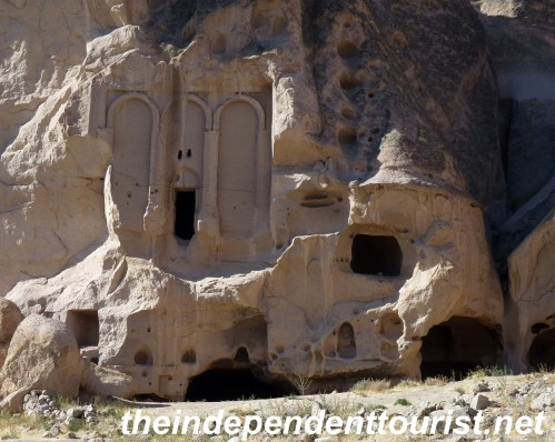 Selime Cathedral –The inspiration for the setting in Star Wars ...