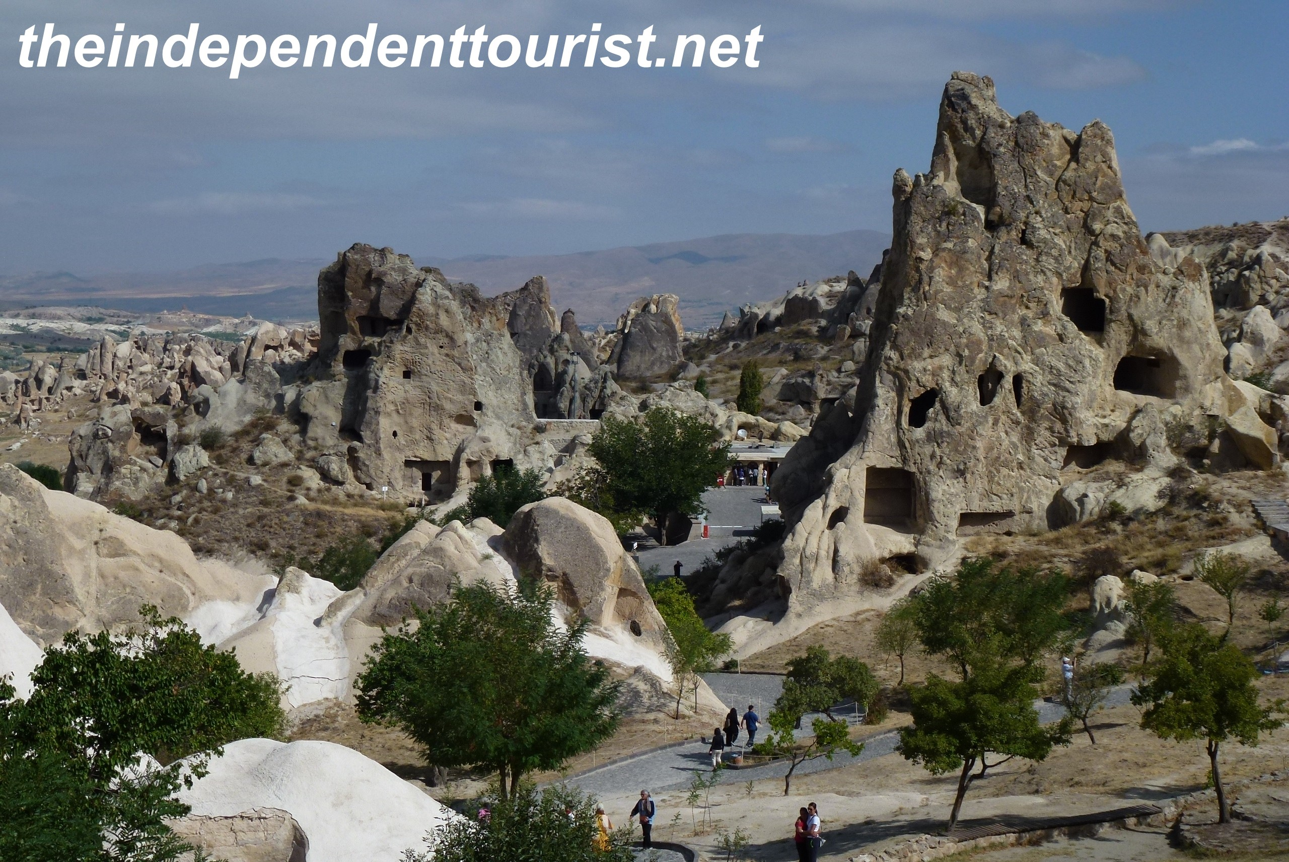 Göreme Open Air Museum in Cappadocia  The Independent Tourist