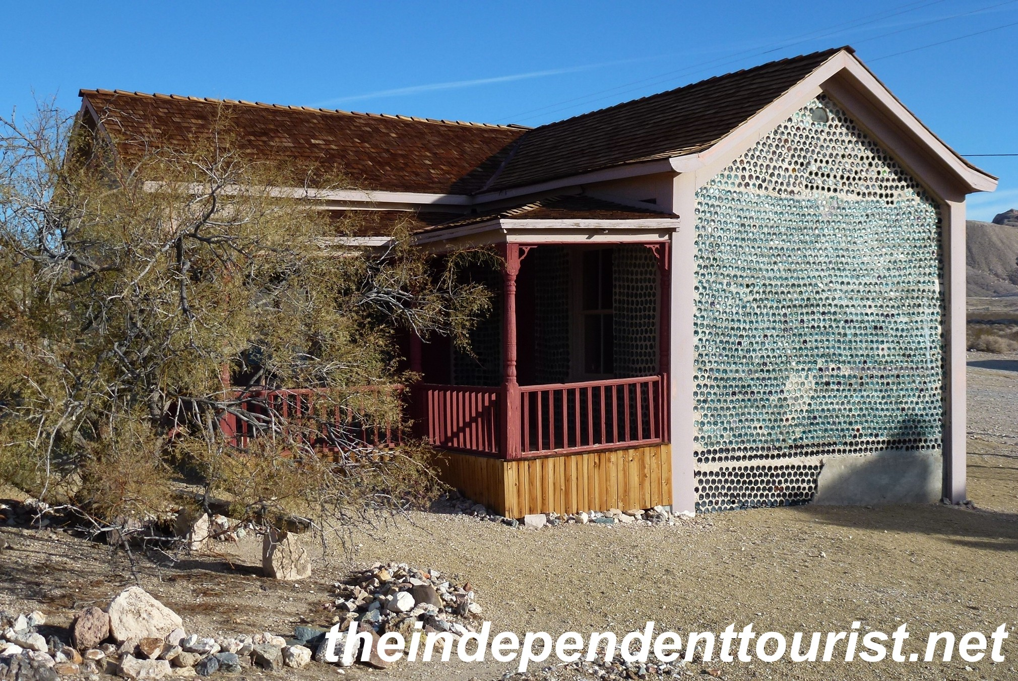 The Ghost Town Of Rhyolite The Independent Tourist