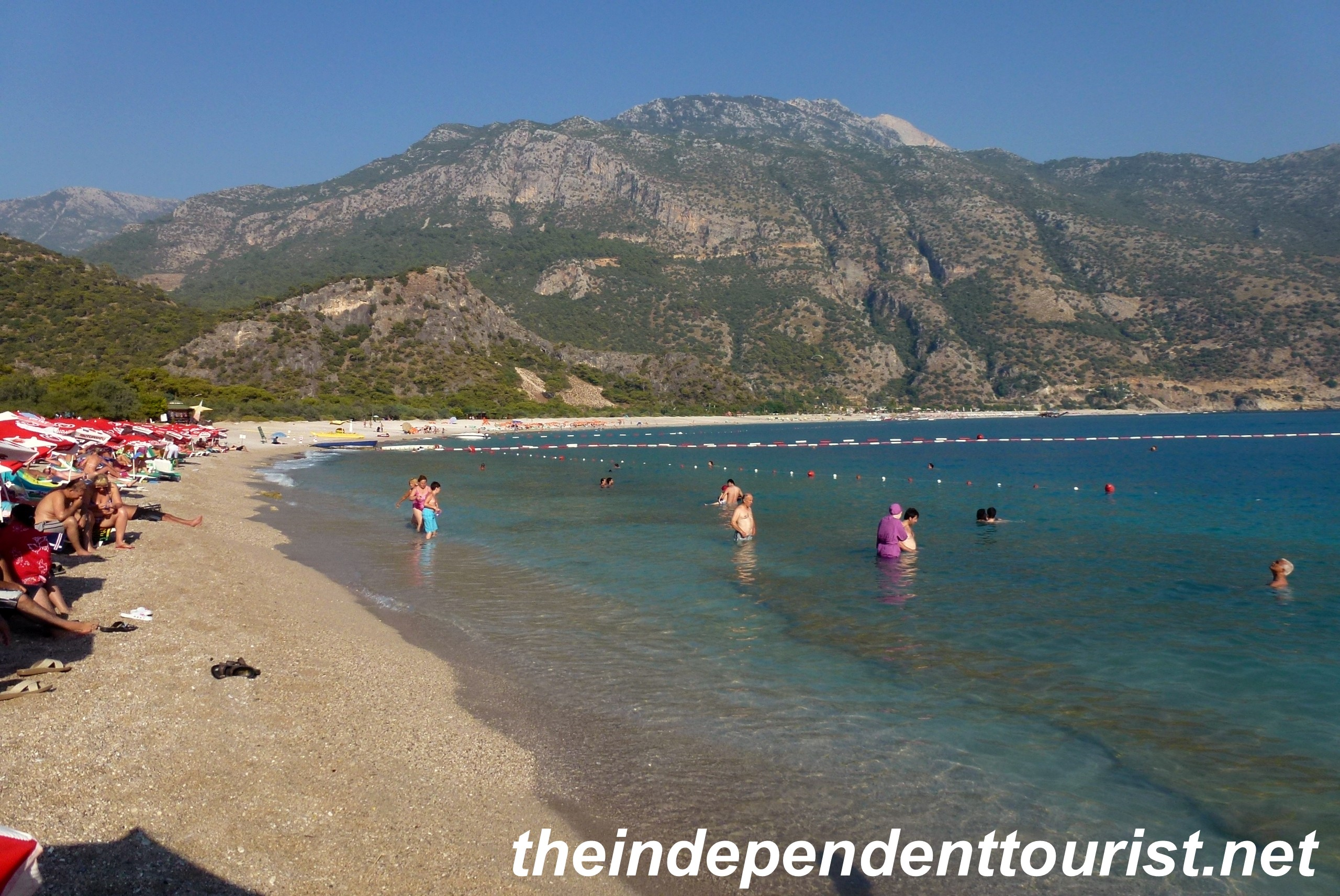 214 L 252 Deniz Beach One Of Turkey S Best And Everyone Knows