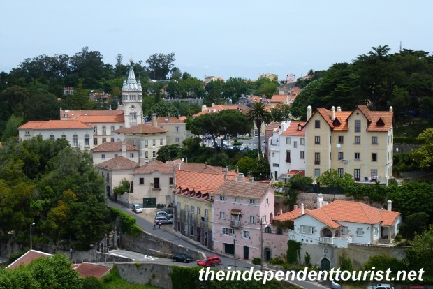 View of Sintra.
