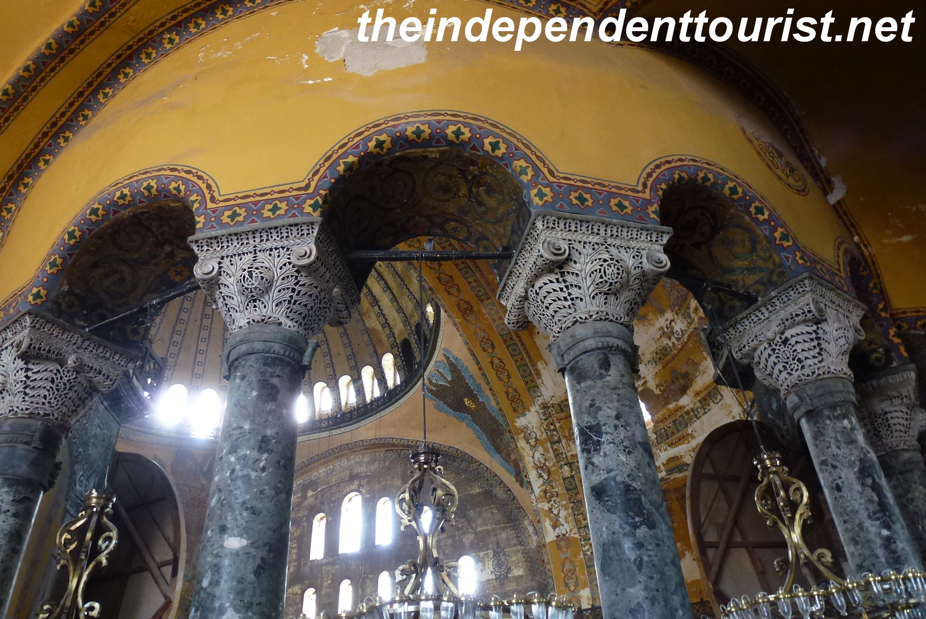 Visiting the Hagia Sophia and Blue Mosque – Two of ...
