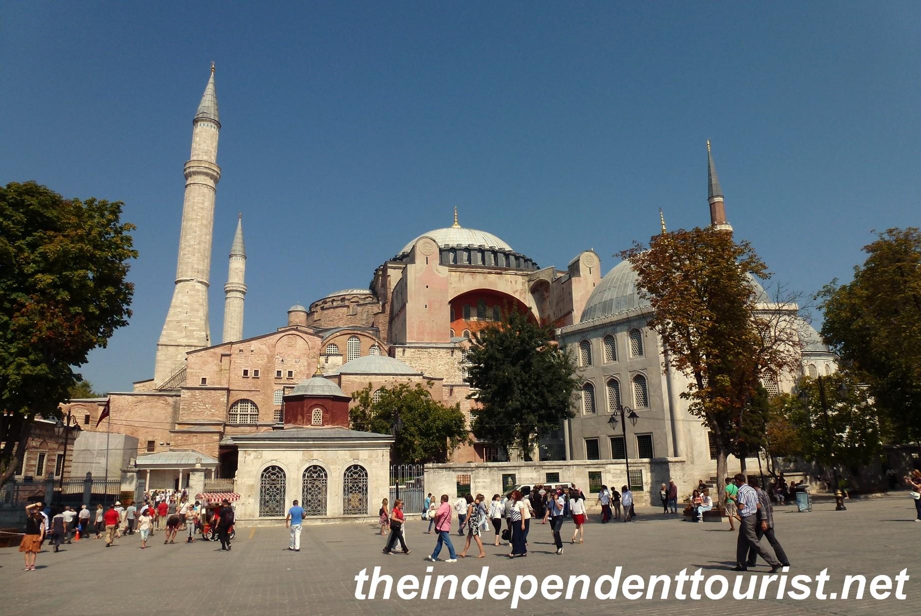 Hagia Sophia | The Independent Tourist