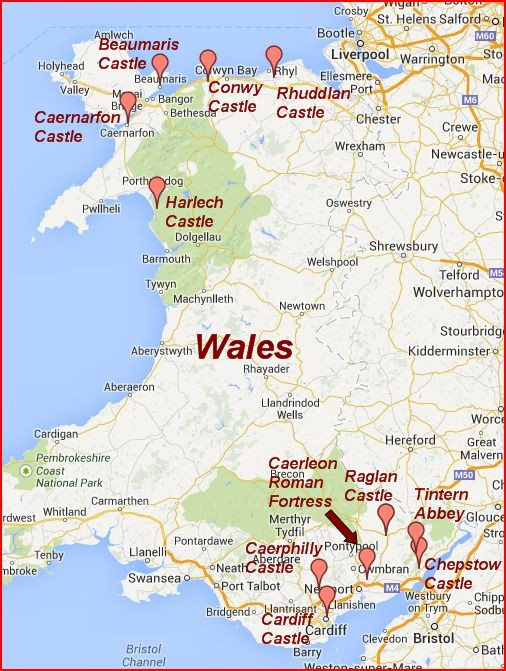 Map Of Scotland Castle Locations Map Free Engine Image