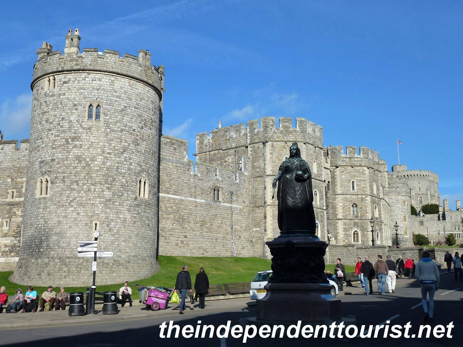 Windsor Castle England S Largest Castle The