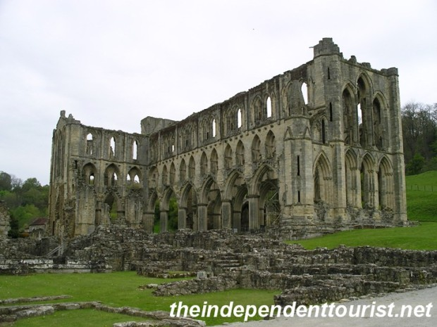 One more view of Rievaulx Abbey.