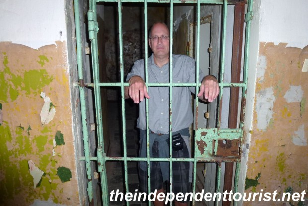 My new cell at Paterei Prison!